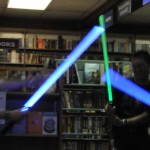 Come to the Light Side at the Book Bin